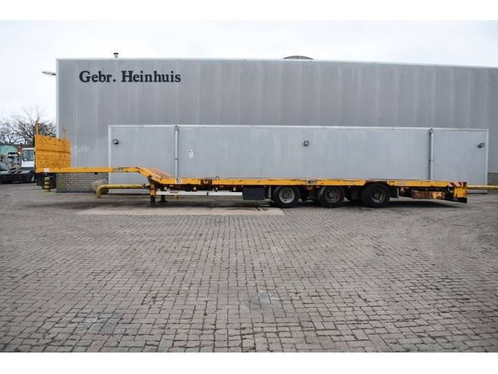 Goldhofer STZ-L3-24/80A 6 M Extand. MEGA/LOWDECK! - 2008