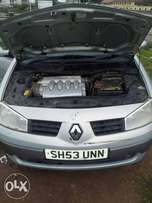 Tokunbo,automatic, thumbstart Renault megane2 for sale or swap