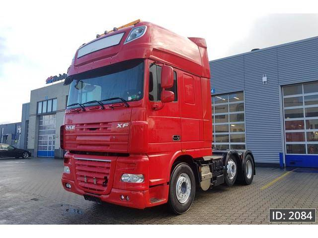 DAF XF105.460 SSC, Euro 5, MANUAL GEARBOX - 2012