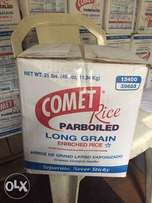 Comet Rice Parboiled, USA
