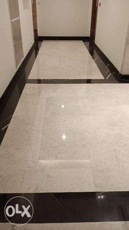 marble granding and polishing