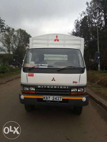 Mitsubishi Fh215 KBT..Very Clean and in Excellent condition. Parklands - image 7