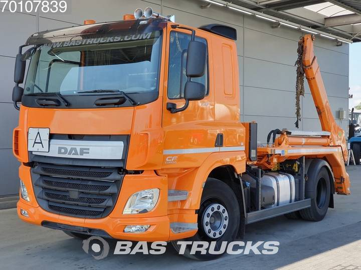 DAF CF 290 4X2 German-Truck Euro 6 Meiller Aufbau - 2014