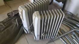 Oil Heaters for sale