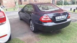 Mercedes Benz CLK500 for sale