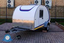 Rambler Tear Drop 2 sleeper Caravan