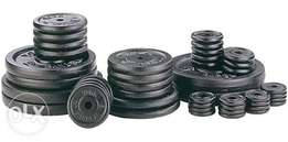 Generic Cast Iron Weights