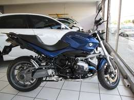 2013 BMW R1200 R, ABS H/Grips
