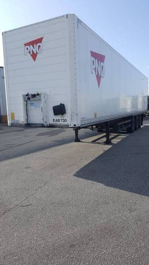 Schmitz Cargobull Box - Eab 730 - 2014