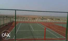 Combo Courts/ Multipurpose Courts R80 000