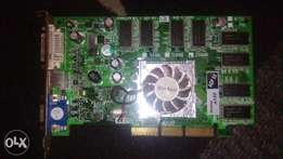 256 MB agp graphics card