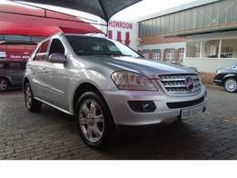 Mercedes benz ml 500 a/t