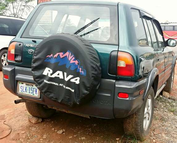 VERY CLEAN, New Sound Engine, Rav4 Onitsha North - image 2
