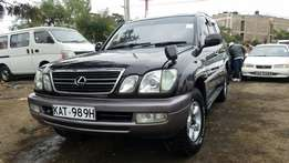 Lexus LX 470 Diesel,extremely clean. Buy and Drive