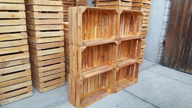 Nowe Drewniane Skrzynki Meble Półki Do Domu Ogrodu