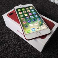 128GB Red Apple iPhone 7plus never used unlocked to all local networks