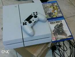 Ps4 slim 500gb with fifa cand call of duty