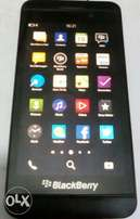Fairly used Blackberry Z10, neat and working perfectly.