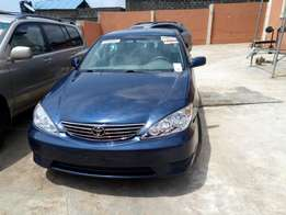 Newly arrived 2005 Toyota Camry