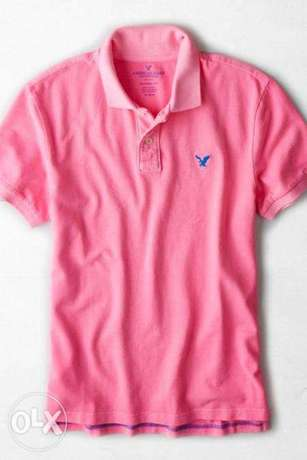 American Eagle Polo Shirt Medium لوران Olx Egypt