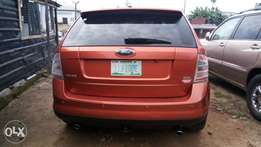 Nigerian used FORD EDGE for sale in phc