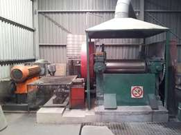 Rubber Mixing Mill for sale