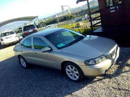 Volvo S60 2.4T manual