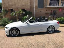 2009 BMW 335i Convertible M-Sport AUTO - Mint Condition
