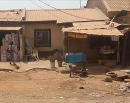 Commercial 2bedroom flat for sale at Total cornershop FHA Lugbe