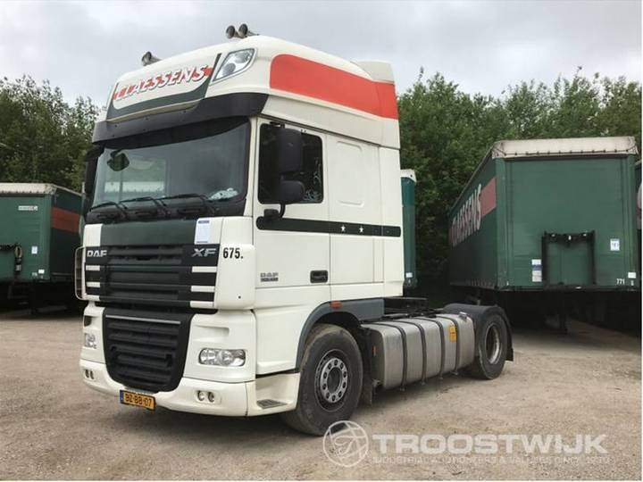 DAF FT XF105 - 2011