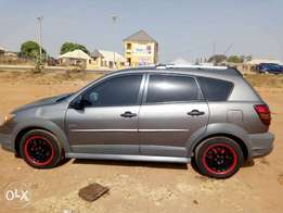 Clean first body Pontiac Vibe 2003/2004 model for sale.