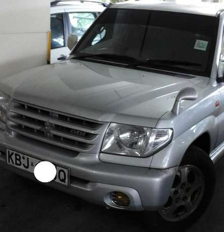Pajero IO Seeking a New Owner Westlands - image 5