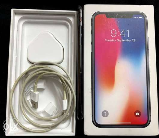 Iphone X 64 for sale 6 أكتوبر -  3