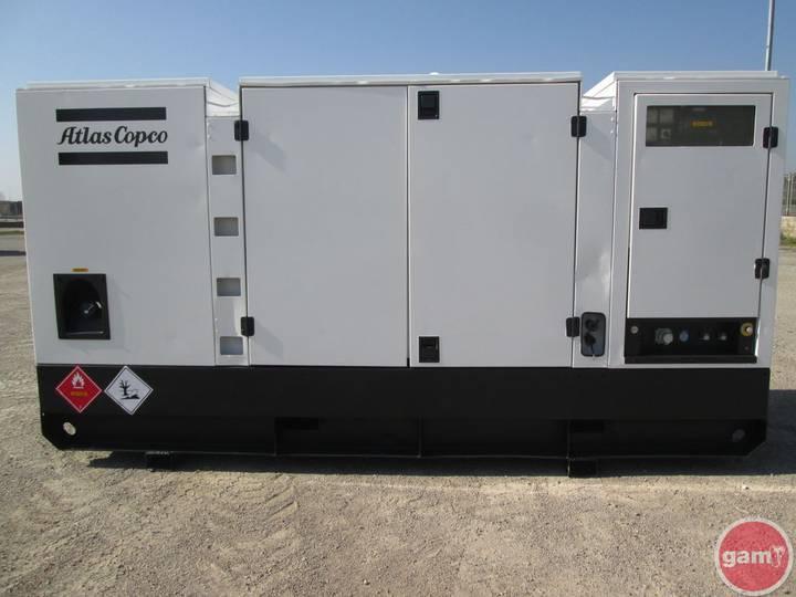 Atlas Copco QAS250/P - 2007