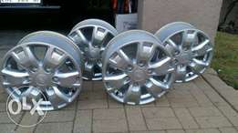 Ford ranger rims and used tyre 75 % 16 ""