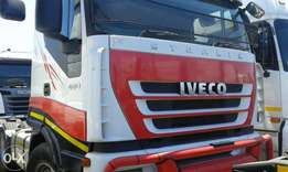 Almost new Iveco