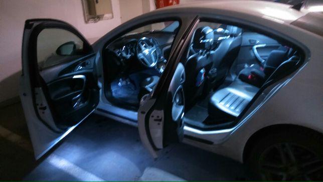 Opel Insignia Zestaw Oświetlenia Kabiny Tablicy żarówki Led