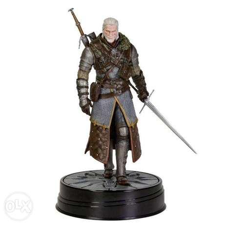 Geralt Grandmaster Ursine Figure - The Witcher 3