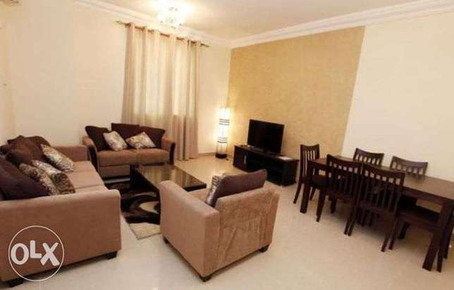 No Commission: Furnished 1 bedrooms Doha Jadeeda