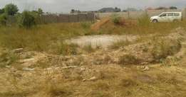a piece of land for sale at South Labadi