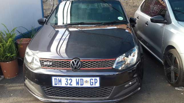 2015 VW Polo 6 GTI Available for Sale Johannesburg - image 1