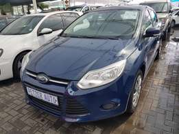 2011 Ford Focus 1.6 Ti VCT Trend 5Dr