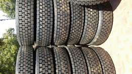 All truck tyres