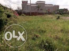 plot for sale 60x60 in ndumberi town 2 row from tarmac 400,000 sh