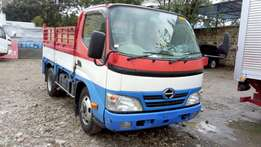 HINO dutro fully loaded clean truck for business