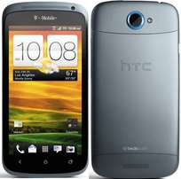 Clean HTC One S with Original Charger and Warranty
