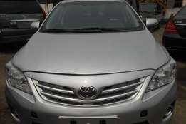 Hot cake unregistered Toyota corolla 2013 LE accident free for sale