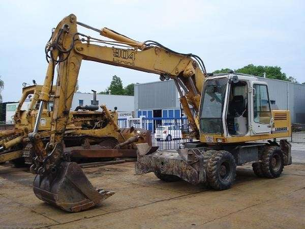 Liebherr A 904 litronic - To be Imported Lekki - image 1