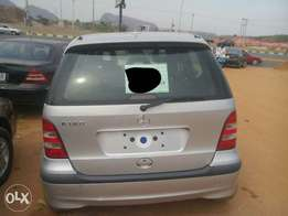 Sharp Tokumbo Mercedes Benz A140 for grab