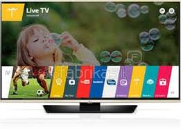 43 inch LG Smart and Digital TV model 43LH590V with 2yrs Warranty